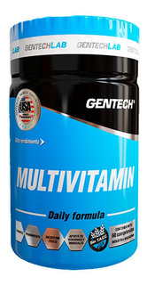Multivitamin Gentech Suplemento Dieratio X 60 Comprimidos