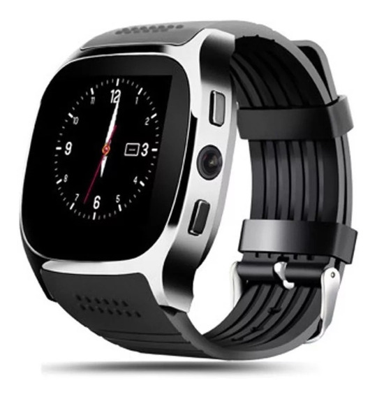 Smart Watch Reloj Inteligente Celular Sim Camara Sd T8