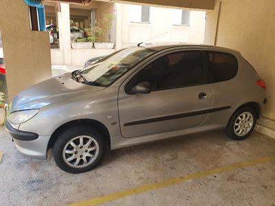 Peugeot 206 - 1.0 16v - 72000 Km Originais - Todo Revisado!!