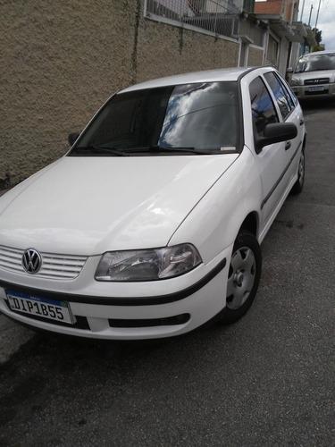 Imagem 1 de 10 de Volkswagen Gol 2000 1.0 16v 5p