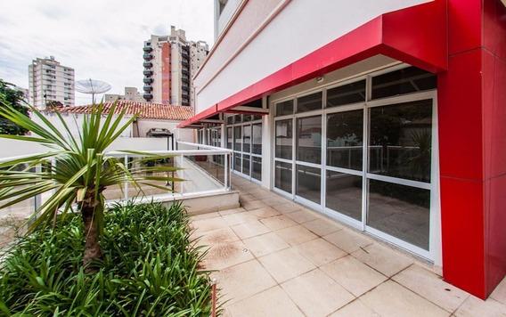 Loja/sala Para Locação No Centro De Campinas, Piso Térreo, Frente Para A Rua, 95m², Pé Direito Duplo Com Possibilidade De Mezanino. - Lj00002 - 4794321