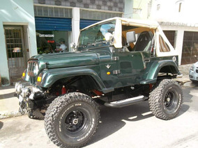 Jeep V8 347 Blower