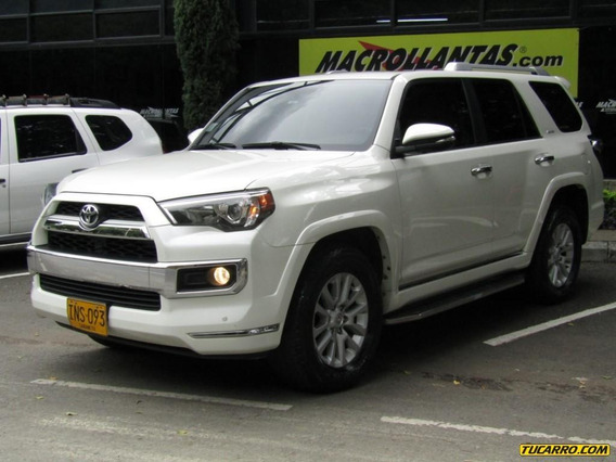Toyota 4runner Limited 4000 Cc At