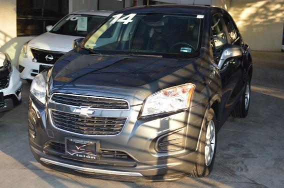 Chevrolet Trax Lt 2014 Automática