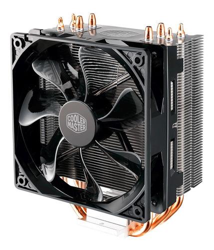 Imagem 1 de 8 de Cooler Lga 2011 E 2011v3 Intel I3 I5 I7 Xeon Amd Ryzen Am4