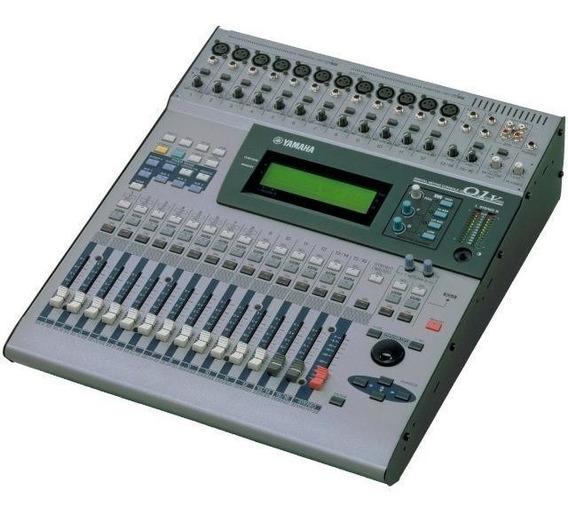 Yamaha 01v Mixer Digital 16 Canais C/garantia Na Sommexe