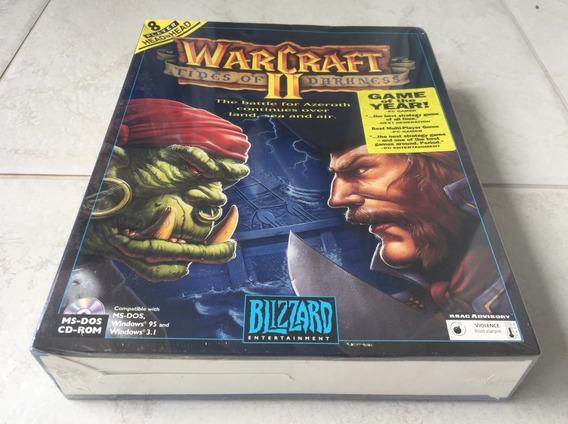 Warcraft 2 Tides Of Darkness Windows Blizzard ( Lacrado )
