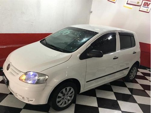 Volkswagen Fox 1.0 Mi 8v Flex 4p Manual 2006/2006