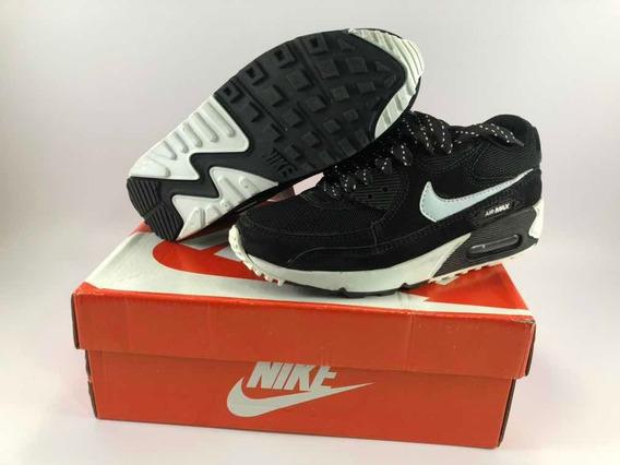 Tênis Nike Air Max 90 Preto Novo