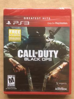 Call Of Duty Black Ops Ps3. Nuevo Sellado. Envíos
