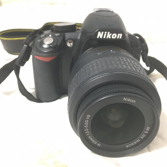 Câmera Fotográfica Nikon D3 100