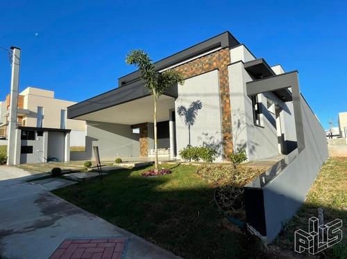 Casa À Venda Em Condomínio Chácara Ondina - Ca008561