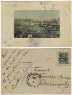1913 Cartão Postal São Paulo Fazenda Em Araraquara