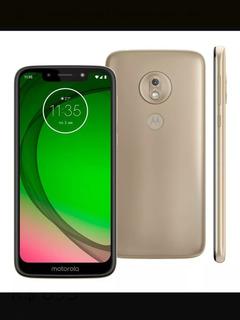 Motorola G7 Play 32gb + 16gb Card. C/ Garantia N.fiscal