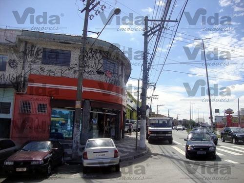 Imagem 1 de 3 de Salão Comercial Para Aluguel, 380.0m² - 32401