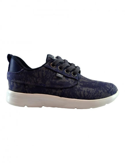 Zapatillas De Niño Rusty Gwen Blue Panther Rz012321