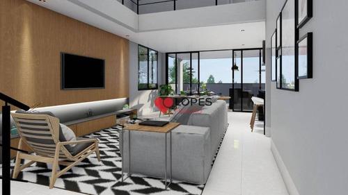 Casa Em Condomínio Fechado Em Atibaia - Ca0355