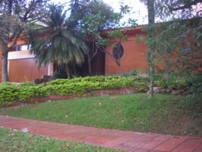 Casa Em Ipanema Com 3 Dormitórios - Lu15141