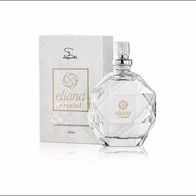 Perfume Colônia Eliana Cristal Miniatura Jequiti 25ml