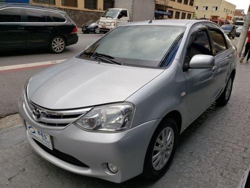 Toyota Etios Sedan Xls 1.5 16v Flex, Evh4100