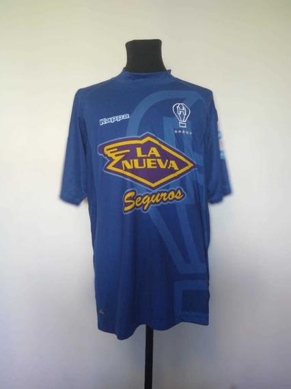 Camiseta Huracán 2008 F Poggi