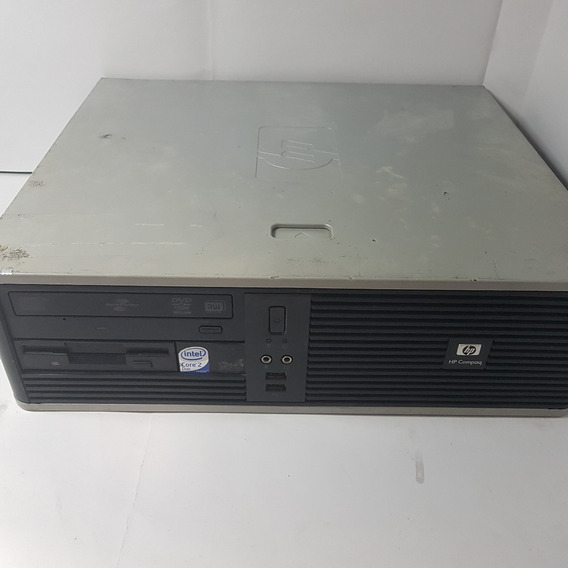 Computador Hp Compaq Dc5700 Core2duo 6420 2.1 2gb Hd160 Nº6