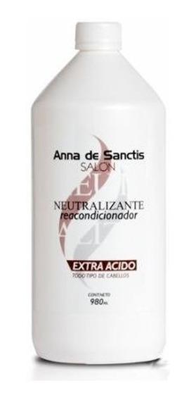 Neutralizante Anna De Sanctis Reacondicionador 1 Lts