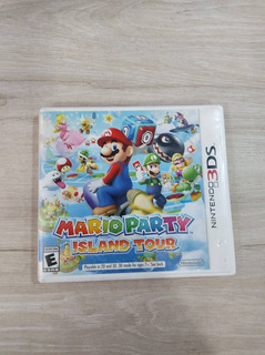 Mario Party Island Tour - New 3ds Xl - New 2ds Xl - 3ds Xl