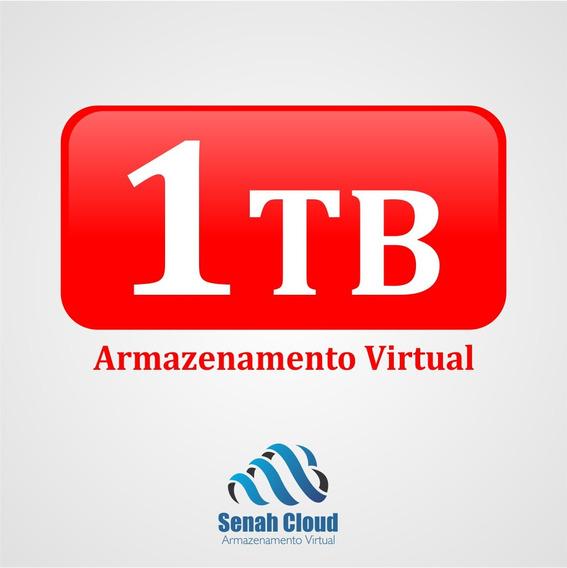 1tb - Armazenamento Virtual - Nuvem