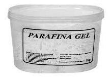 1 Kg Parafina Gel Cristal Velas Artesanal Decoracao