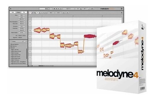 Melodyne 4.2 Mac Catalina/ Windows