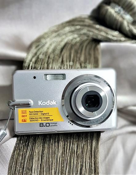 Câmera Digital Kodak Easyshare M883 8mp (3x Zoom Óptico)