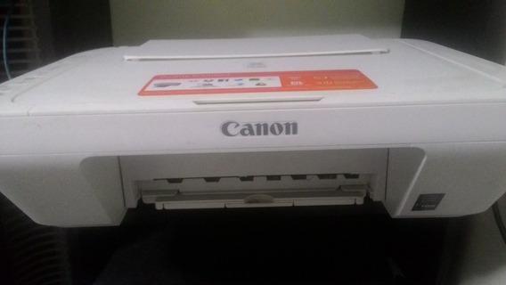 Multifuncional Canon Pixma Mg2900 (colorida, Usb E Wi-fi)