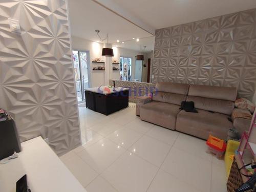 Imagem 1 de 6 de Casa Em Condomínio - Campo Grande - Sabará - Mr72000