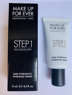 Make Up Forever Step 1 Hidratante 15ml Original