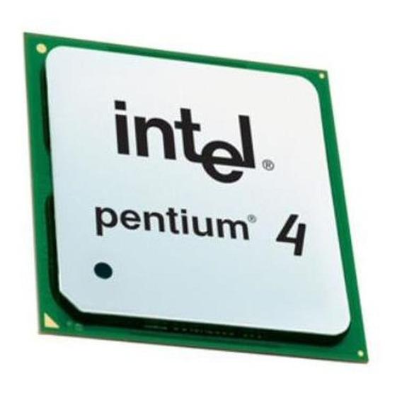 Processador Intel Pentium 4 478 2,6ghz + Pasta Térmica