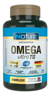 Omega Ultra Tg Epa (720mg) Dha (480 Mg) 120 Caps Nutrata