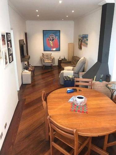 Casa 230m², 3 Dormitorios, 1 Suíte, 2 Vagas - Bosque Da Saúde - Ca1410
