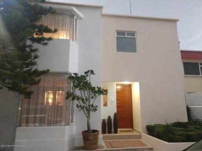 Casa En Venta En Lomas Verdes, Naucalpan De Juarez, Rah-mx-19-851