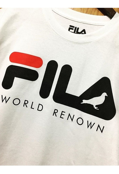 Playera Fila X Staple + Swag Envio Gratis