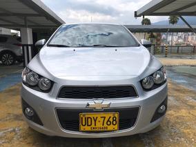 Chevrolet Sonic Lt Cc1600 Mecánico Modelo 2015