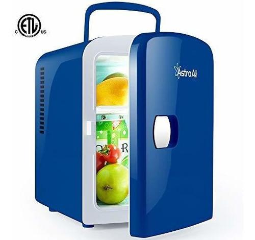 Mini Refrigerador Astroai Sistema Termoelectrico Portatil Ac
