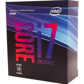 Processador Intel Core I7-9700k 9º Geração - Bx80684i79700k