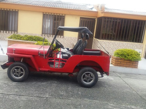 Vendo Jeep Williz 1952 Valor 4.900.000 Chinchina - Caldas