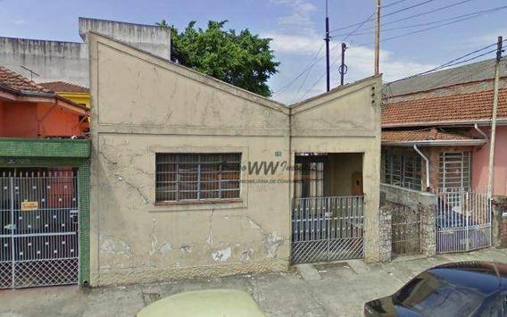 Terreno Residencial À Venda, Vila Maria, São Paulo. - Te0101