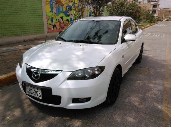 Mazda 3 Motor 1.6 Full Equipo, Elegante Y Conservado