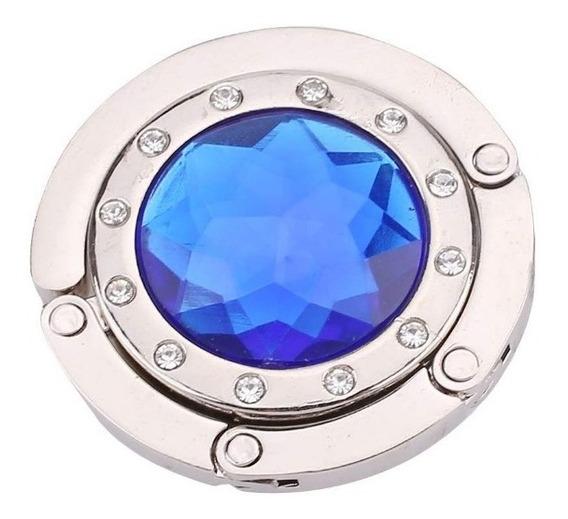 Cuelga Bolso Diamante Soporta 4k Gancho De Mesa Plegable