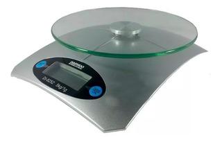 Balanza Electrónica Digital Daewoo De Cocina 1gr A 3kg Lcd