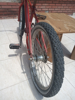 Bicicleta Rod 24 Para Free Style