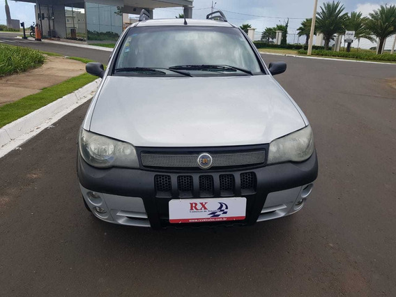 Fiat Palio Weekend 1.8 Tryon Flex 5p 2006
